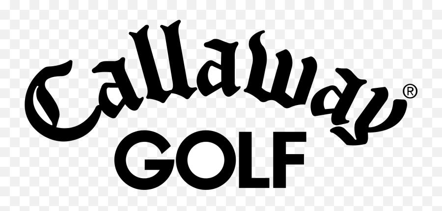 Callaway Golf - Callaway Golf Logo Png,Golf Logo Png - free transparent png  images - pngaaa.com