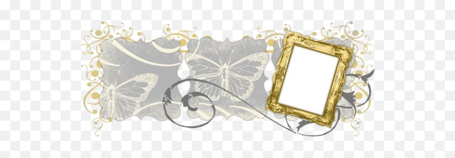 Grand - Staircasebannerpngfreemodernvintagegoldandgray Emblem Png,Vintage Banner Png