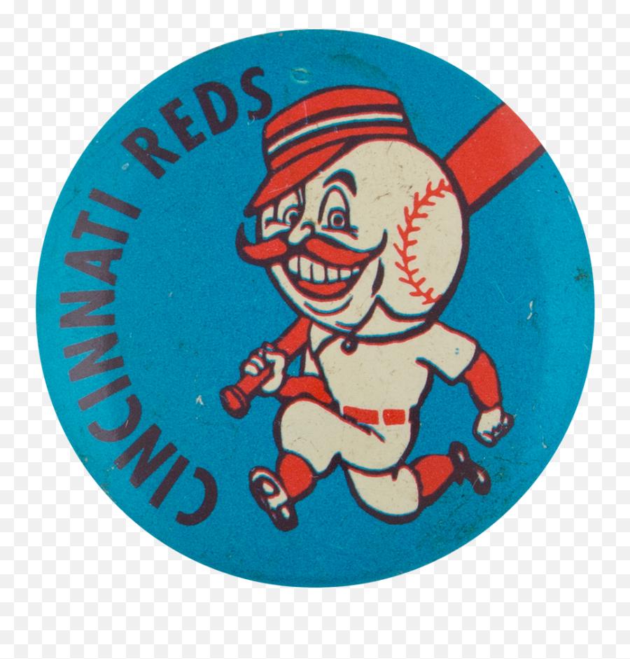 Cincinnati Reds Busy Beaver Button Museum - Cincinnati Reds Buttons Png,Cincinnati Reds Logo Png