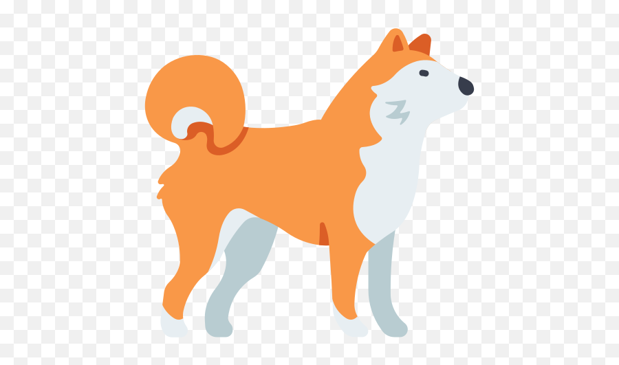Dog Pet Animal Japanese Shiba Inu - Companion Dog png