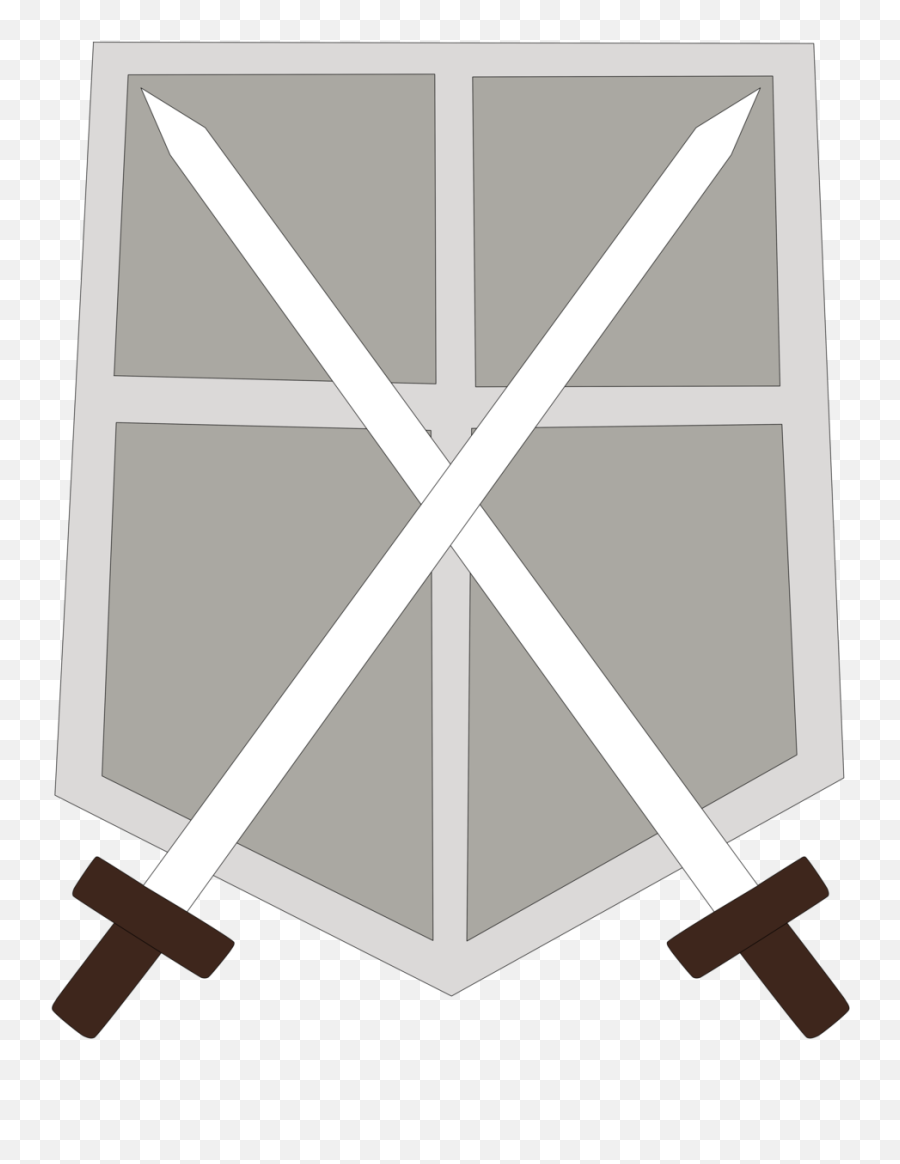 Training Corps - Attack On Titan Corps Logo png