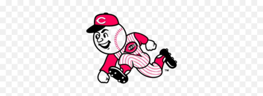 Cincinnati Reds Running Mascot Transparent Png - Stickpng Vector Cincinnati Reds Logo,Cincinnati Reds Logo Png