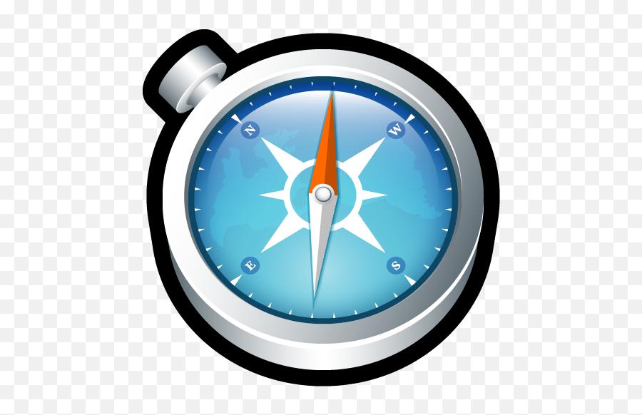11 Apple Safari Icon Images - Apple Safari Browser Logo Ios Clip Art Compass Png,Safari Logo Aesthetic