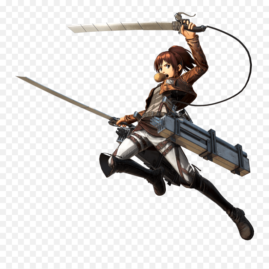 Attack - Attack On Titan Png
