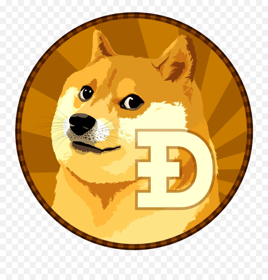 Bitcoin Cryptocurrency Dogecoin Hq Png - Dogecoin Png
