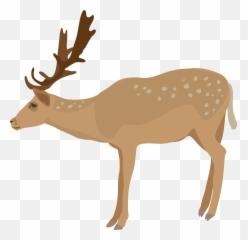 Rudolph Reindeer Christmas Clip Art - Mammal - Noo Cliparts Transparent PNG