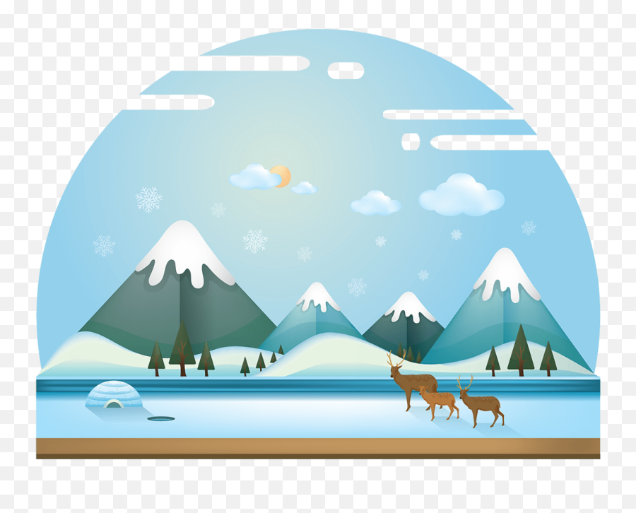Snow Particle U0026 Image Window Effects - Fusion Builder  Snow png