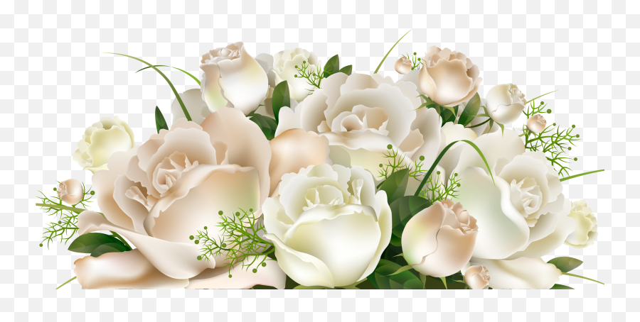Free Wedding Flower Clip Art with No Background - ClipartKey