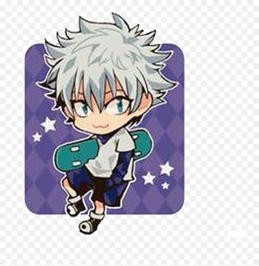Hunter X Killua Chibi - Hunter X Hunter Killua Chibi png