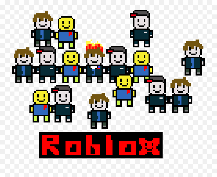 Roblox Guest Update Roblox Guest Png 8bit Roblox Guestnoob And Bacon Hair Roblox Bacon Guest Noob Free Transparent Png Images Pngaaa Com