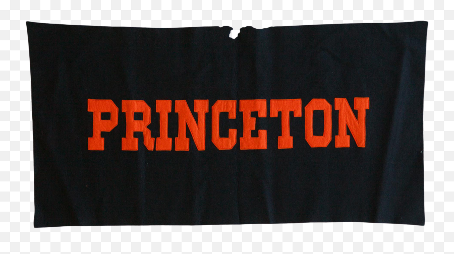 Vintage Princeton University Felt Banner - Headstones Png,Vintage Banner Png