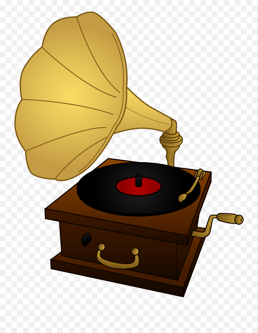 gramophone vector png 2 image old record player clipart free transparent png images pngaaa com pngaaa com