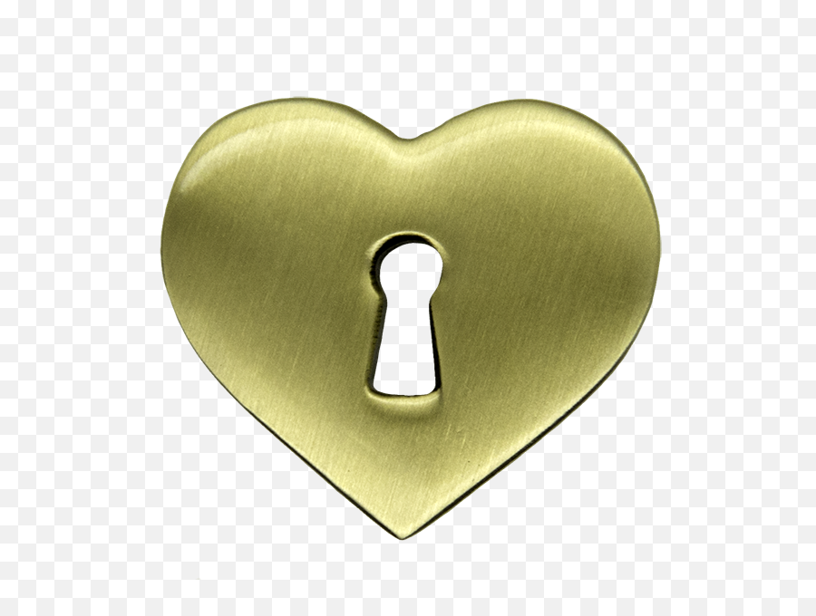 gold keyhole clipart - 860×615
