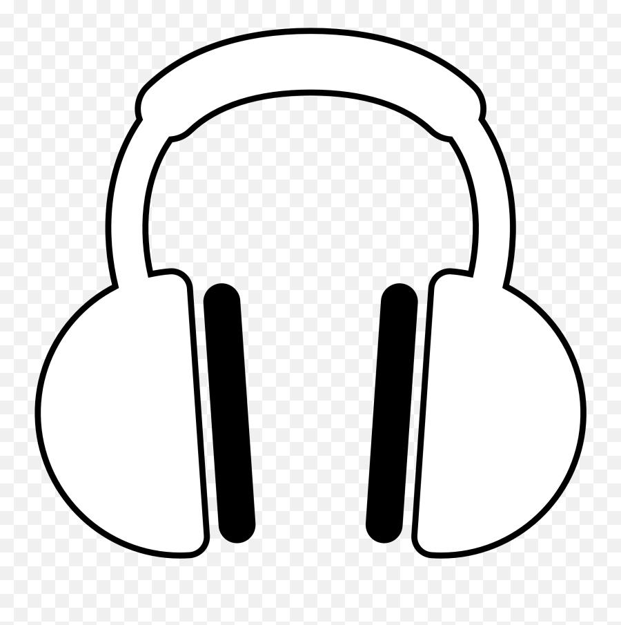Headphone Clipart Tumblr Transparent Headphone Vector White Png Headphones Clipart Transparent Free Transparent Png Images Pngaaa Com