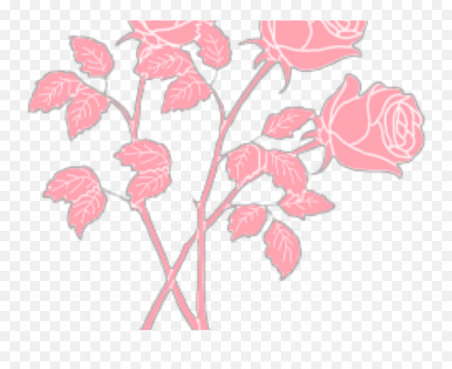 Transparent Aesthetic Rose Png - Pastel Pink Aesthetic Rose Cute Pastel Pink Aesthetic,Transparent Aesthetic