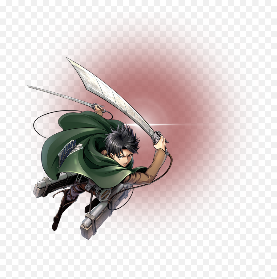Official Attack - Attack On Titan Tactics Characters png