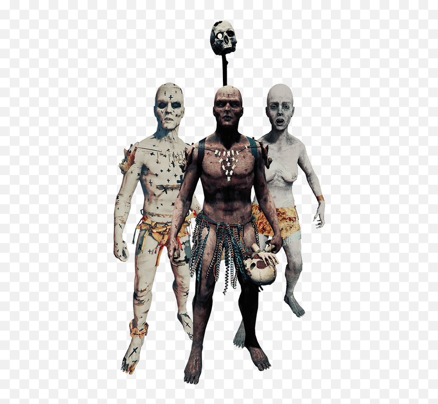 Painted Mutant - Forest Png,The Forest Png