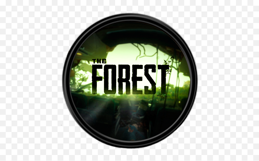 Icon - Forest Png,The Forest Png
