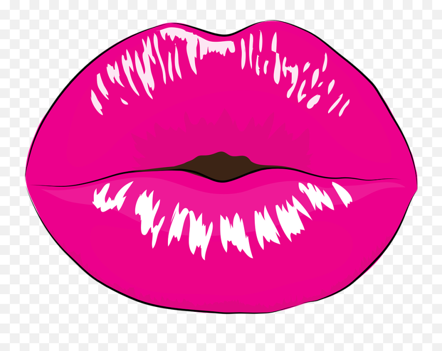 Mouth Makeup Kiss Free Vector Graphic On Pixabay Pink Lips Clipart Png Kiss Lips Png Free Transparent Png Images Pngaaa Com