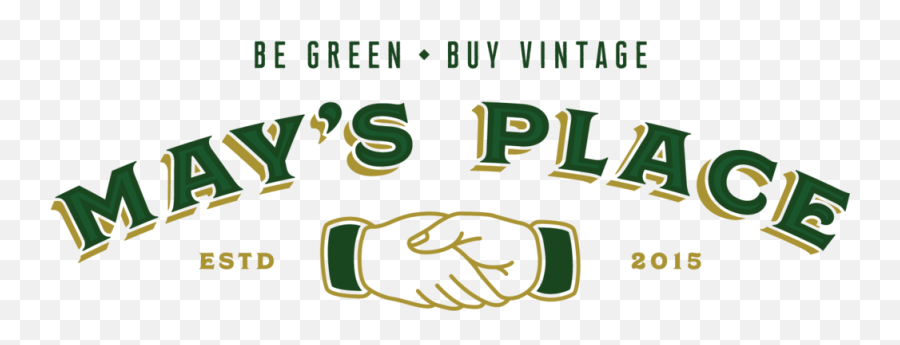 Be The Change Banner U2014 Mayu0027s Place Green Buy Vintage Png