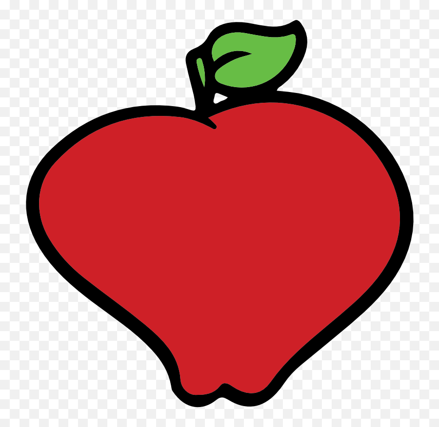 Clipart Red Apple Clipartsco Clip Art Png Free Transparent Png Images Pngaaa Com