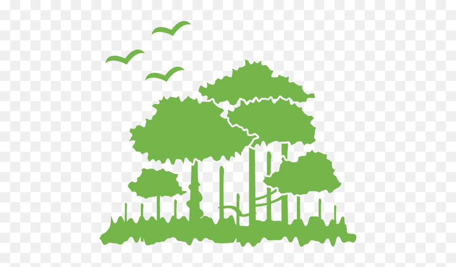 Icon Forest - Icon Hutan Png,The Forest Png