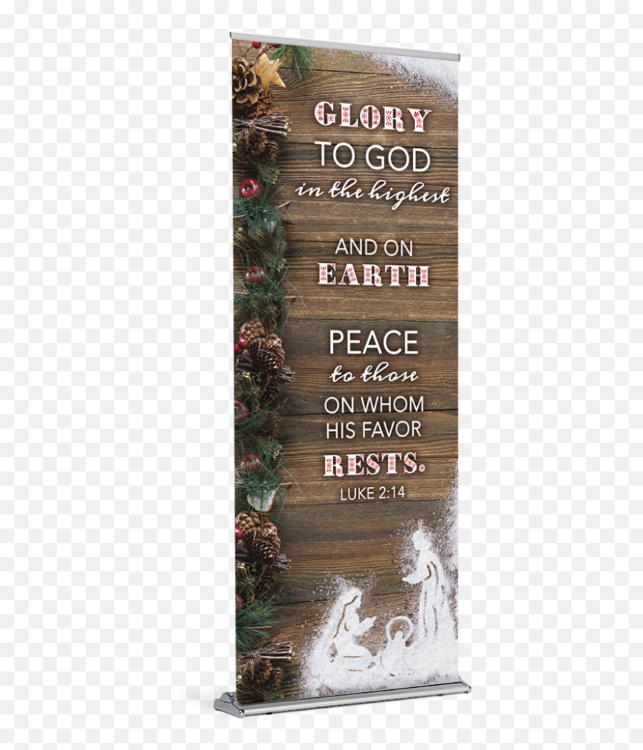 Download Hd Christmas Banner - Spruce  Christmas Ornament png