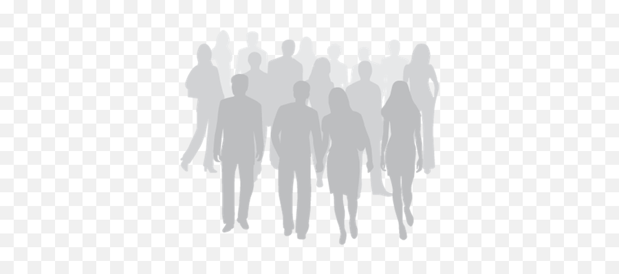 Transparent Background Png Image - Group Of People With No Background,People Transparent Background
