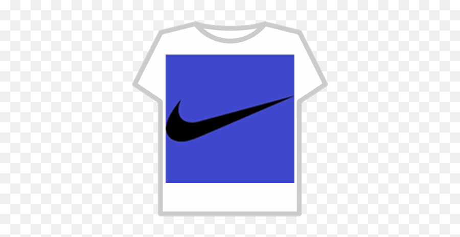 Blue Nike Logo Cool Math Games Roblox T Shirt Png Free Transparent Png Images Pngaaa Com