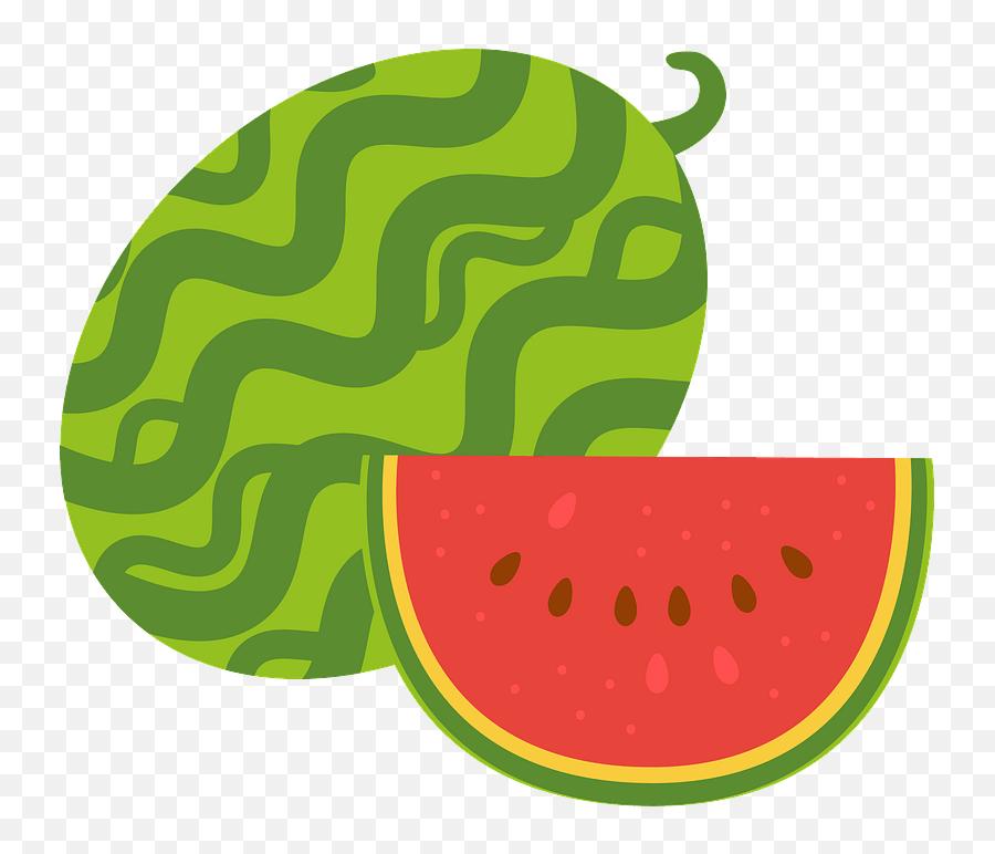 Clipart - Watermelon Png,Watermelon Transparent
