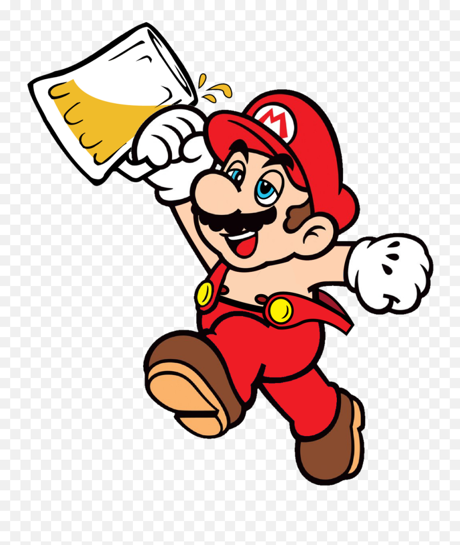 Download Super Mario Maker To Follow Https Mario Clipart Easy Mario Coloring Pages Png Free Transparent Png Images Pngaaa Com