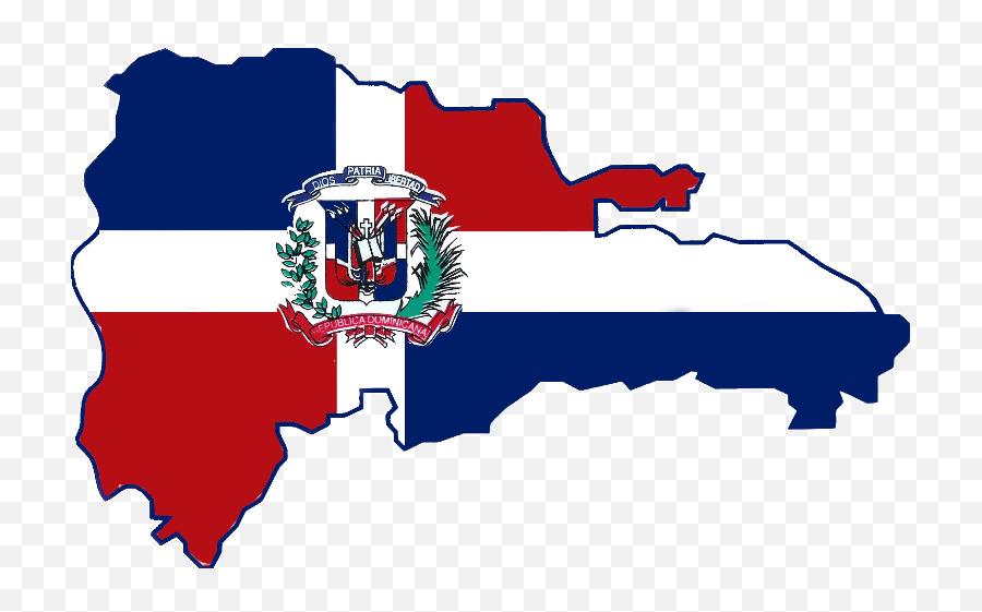 Dominican Republic Map Png