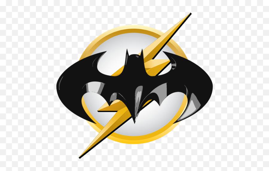 Dc Comics Universe The Flash Batman - Flash And Batman Logo Png,The Flash Logo Png