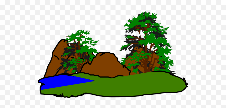 Forest Clipart Png - Forest Clipart Png,The Forest Png