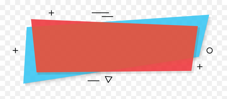 Red Banner Blue Background - Blue And Red Banner Background Png,Red Banner Png