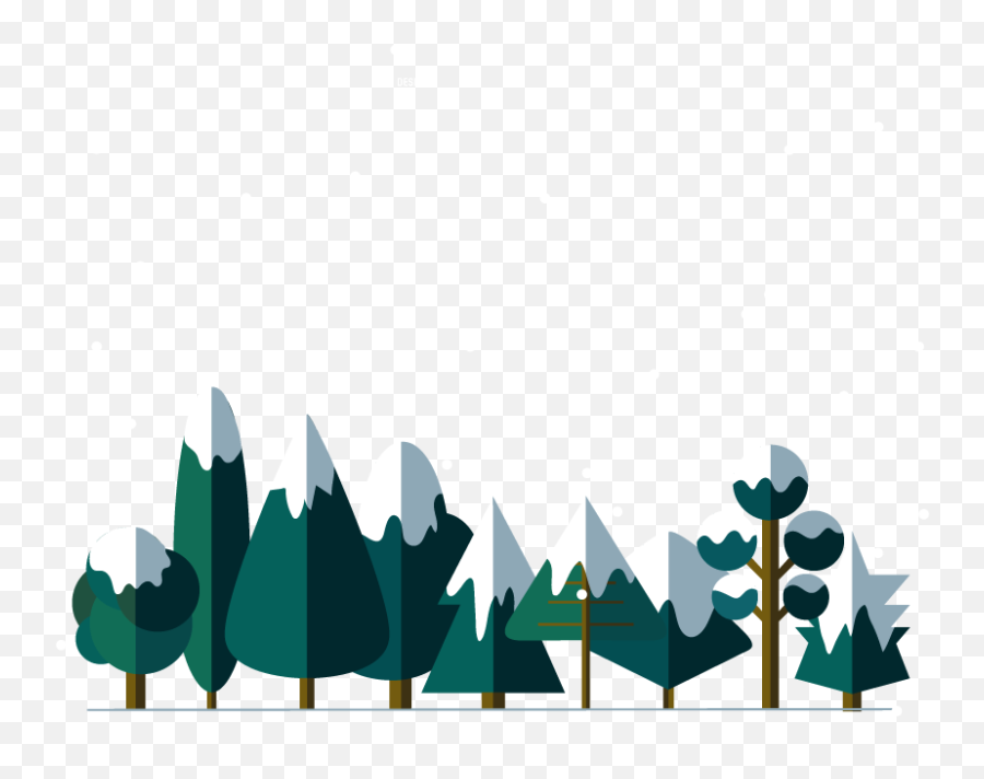 Euclidean Vector - Vector Forest Png,The Forest Png