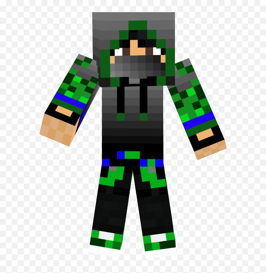 The Green Ninja - Skin Cool Ninja Minecraft png - free transparent