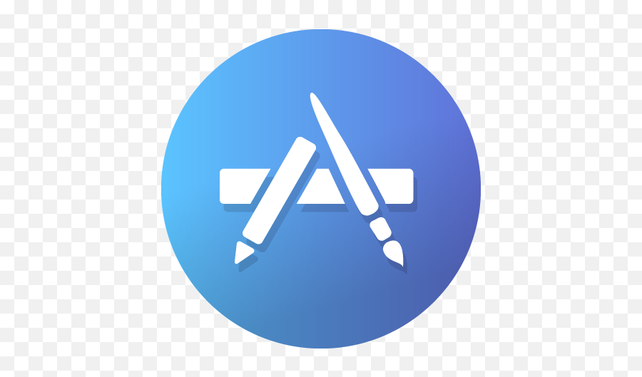 Mac Os Icons Hilary Commer - App Store Icon Aesthetics Png,App Store Icon Png
