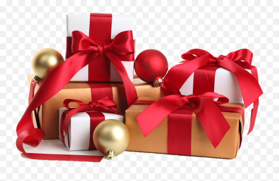 Christmas Gift Transparent Png - Christmas Gifts Png Transparent