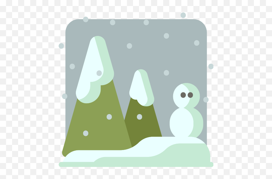 Snowing Forest Png Icon - Png Repo Free Png Icons Illustration,The Forest Png
