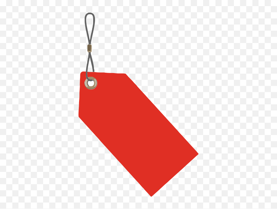 Tags Notes Banner Red Vector - Vector Tag Banner Png,Red Banner Png