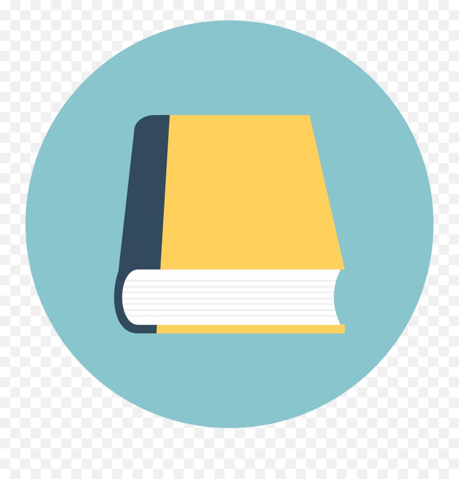 Closed Book Icon - Book Icon Png