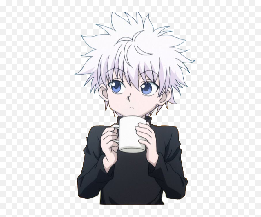 Killuazoldyck Killua Hunterxhunter Freet - Hunter X Hunter Killua Profile png