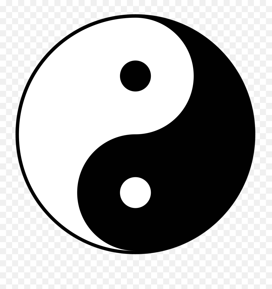Black White Sticker Tumblr Aesthetic Yin And Yang Png Aesthetic Png Tumblr Free Transparent Png Images Pngaaa Com