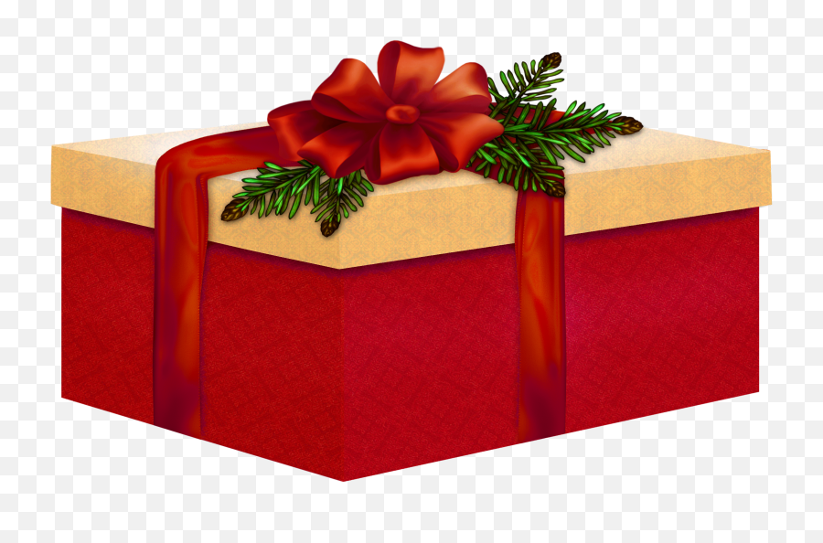 Christmas Present Clipart Free Images - Christmas Present Png