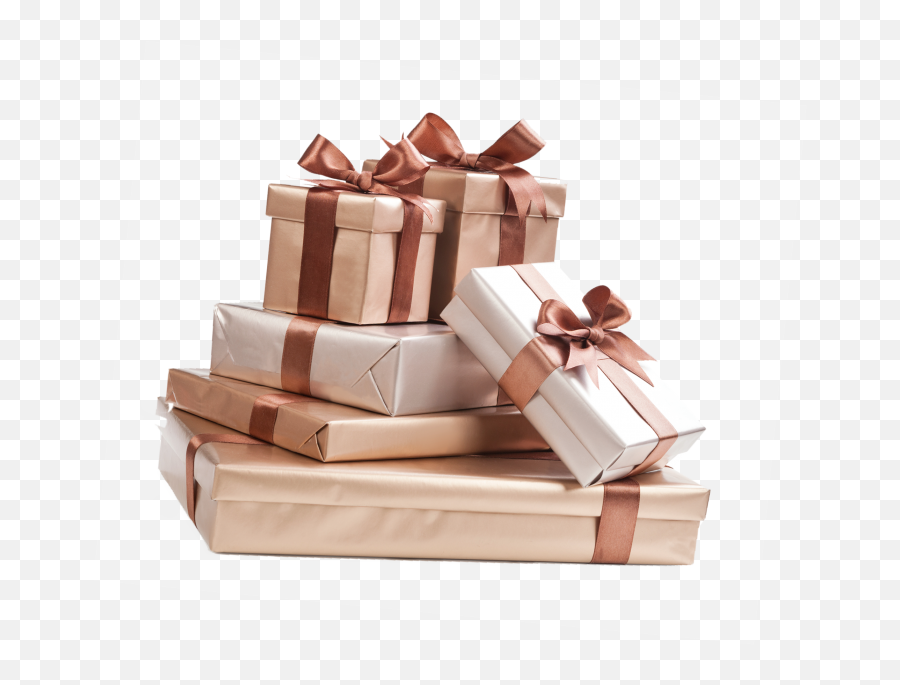 Gifts Transparent Png - Christmas Gifts Transparent Background