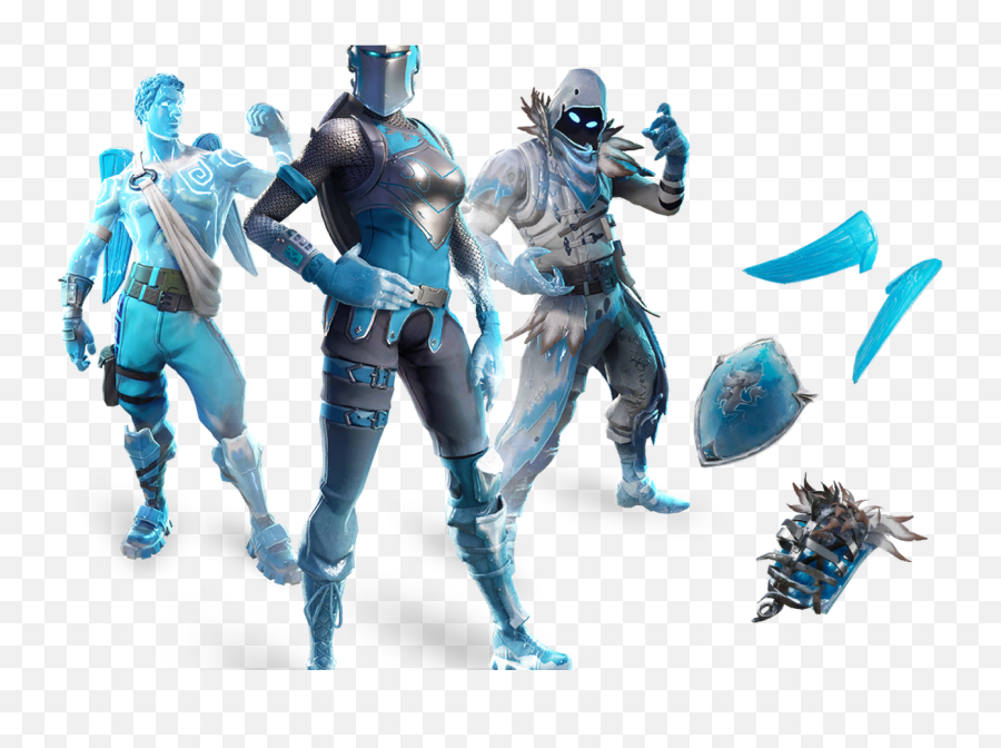 Frozen Red Knight Fortnite Wallpapers Fortnite Raven Ice Skin Png Free Transparent Png Images Pngaaa Com