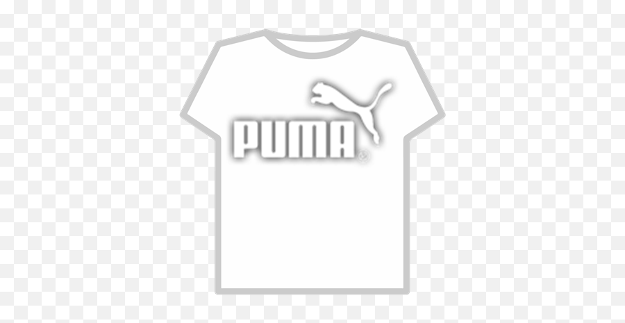 Puma T Shirt Roblox Girl Png Free Transparent Png Images