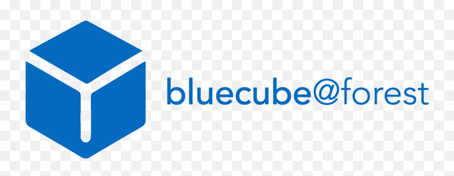 Filebluecube Logo - Forestpng Wikimedia Commons Sign,The Forest Png