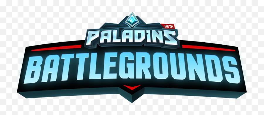 Battlegrounds - Paladins Realm Royale Png